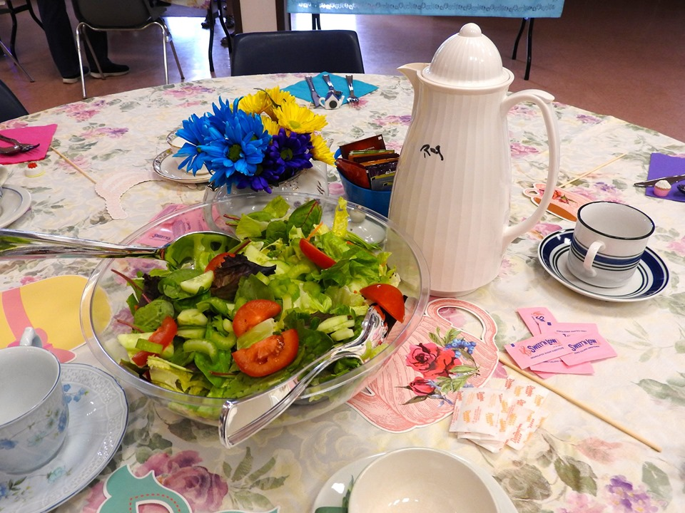 Ladies Tea and Luncheon Photos